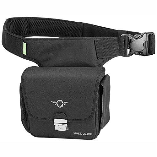 COSYSPEED Camslinger Streetomatic Kameratasche schwarz