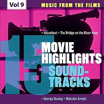 Movie Highlights Soundtracks, Vol. 9