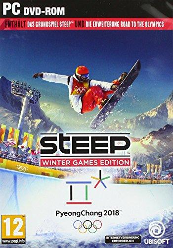 Steep - [AT-PEGI] - Winter Games  Edition - [PC]