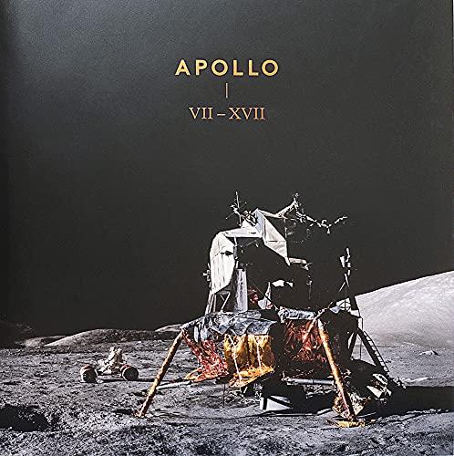 Apollo VII - XVII. Was die Apollo-Astronauten der NASA wirklich sahen (Englisch), 27x27 cm, 320 Seiten