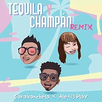 Tequila y Champán (Remix)