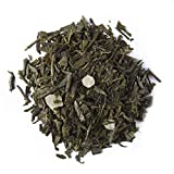 Aromas de Té - Té Verde de Aloe Vera Efecto Digestivo y Aroma Fresco y Suave con Trozos de Piña Propiedades Protectoras de la Flora Intestinal, 40 gr