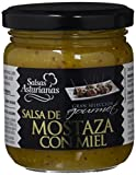 Salsas Asturianas Salsa de Mostaza a la Miel - 210 gr - Pack