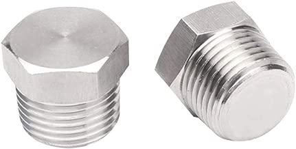 Best stainless steel pipe plugs Reviews