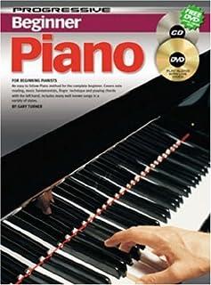 CP69167 - Progressive Beginner Piano