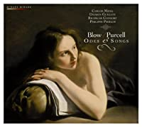 Blow/Purcell: Odes & Songs / Mena, Guillon, Ricercar Consort, Pierlot (2010-12-14)