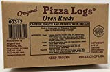 The Original Pizza Logs Oven Ready Cheese and Pepperoni Pizza -- 72 per case.