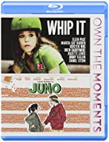 Whip It/Juno [Blu-ray] [Import]