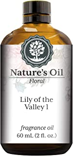 Lily of the Valley 1 Fragrance Oil (60ml) For Diffusers, Soap Making, Candles, Lotion, Home Scents, Linen Spray, Bath Bombs, Slime
