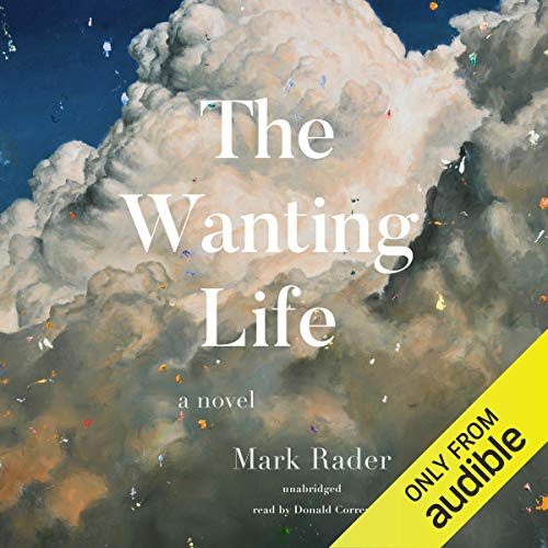The Wanting Life audiobook cover art