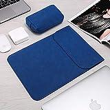 Mazu Homee Étui pour tablette 13 pouces, convient pour MacBook Air 13 A2179 A1932 2016-2020 / iPad...