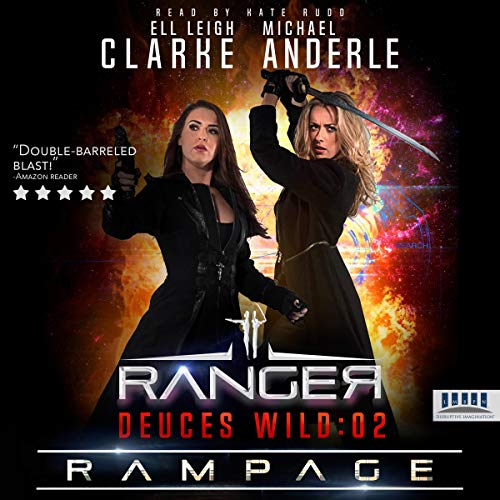Rampage  By  cover art