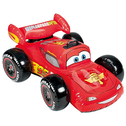 Intex Cars Ride-On - Aufblasbares Auto - 109 x 84 cm