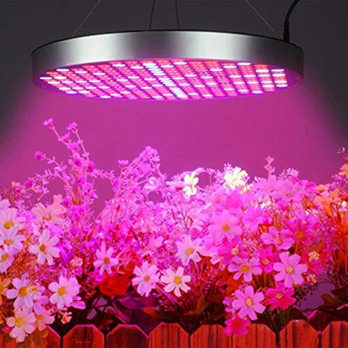 Leise und geräuschlos 50W Pflanzenwachstum Licht LED Sämling Licht Gartenfüllung Fülllicht Gute Wärmeableitung und einfach zu installieren US