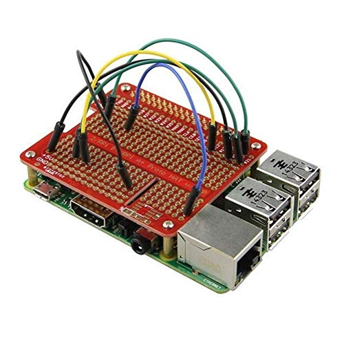 LHQ-HQ DIY kit module Prototype HAT Shield For Raspberry Pi 2 / A+/ B+ Display accessories