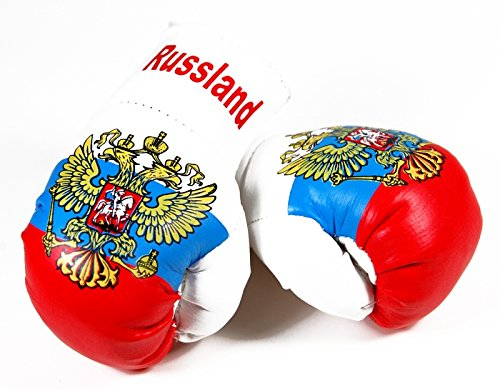 Doktor Hardstuff Mini Boxhandschuhe - Russland