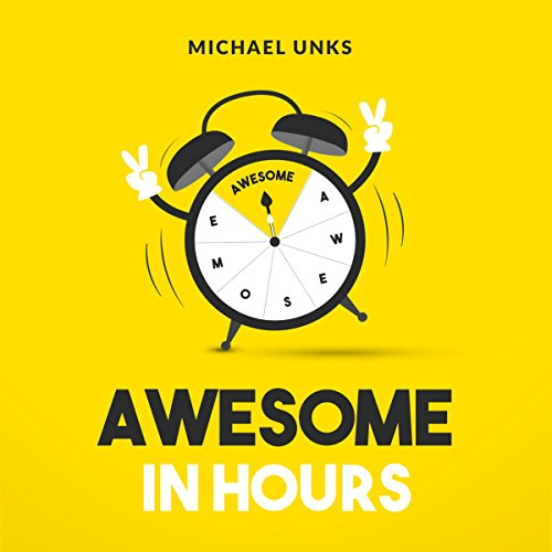 Awesome in Hours audiobook cover art