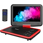 ieGeek 11.5-Inch Portable DVD Player with 360° Swivel screen