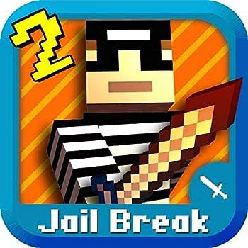 Cops N Robbers  Jail Break 2  - Mine Mini Game With Survival Multiplayer