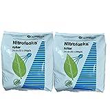 Nitrofoska Abono foliar 24-08-20. 10 KGS(2X5kgs). Primavera y brotacion. Fertilizante nitrogenado.Abono foliar para olivos