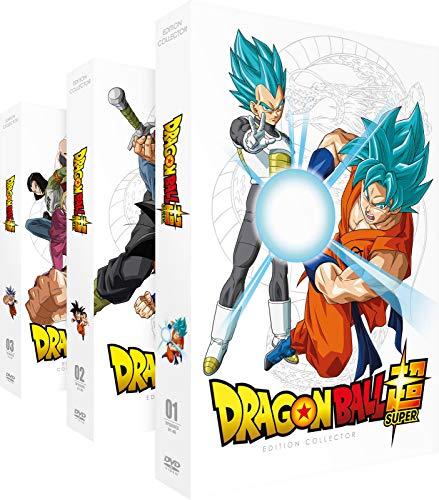 Dragon Ball Super - Intégrale - Edition Collector Limitée (DVD)