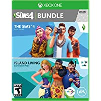 The Sims 4 Plus Island Living Bundle for Xbox One