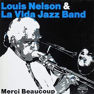 Louis Nelson & La Vida Jazz Band - Merci Beaucoup - Beerendonk Records - 99917