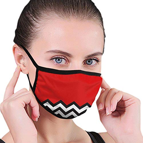 Mouth Scarf Adult Best Deals On Twin Peaks Running Comfy Work Washable Face Scarf Riding Modern Windproof Printing Sun-Proof Reusable Mouth Scarf Face Scarf Colorful