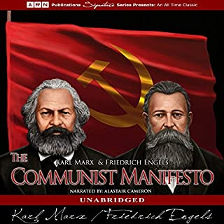 The Communist Manifesto cover art