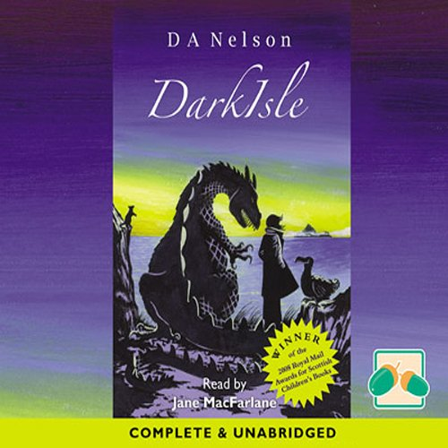 DarkIsle audiobook cover art