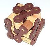 Holzsammlung Cubo 3D Rompecabezas de Madera Juego Puzle - #13