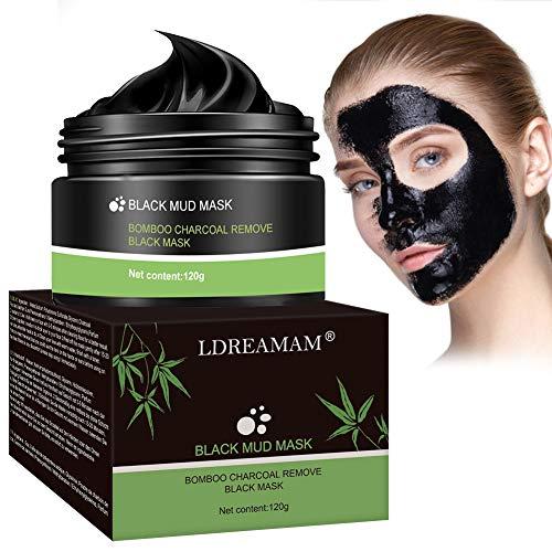 Peel Off Máscara,Puntos Negros Mascarilla,Mascarilla Puntos Negros,Mascarillas Exfoliantes y Limpiadoras Mascara Negra De Purificante Espinillas y Piel Muerta