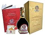 Aceto Balsamico Tradizionale di Modena Dop invecchiato 25 anni, 100 ml, con Tappo dosatore e Ricettario (Acetaia Malpighi)