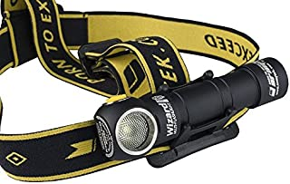 Armytek Wizard v3 High CRI CRI90 USB Rechargeable NW Headlamp -1120Lm w/3200mAh Battery Included