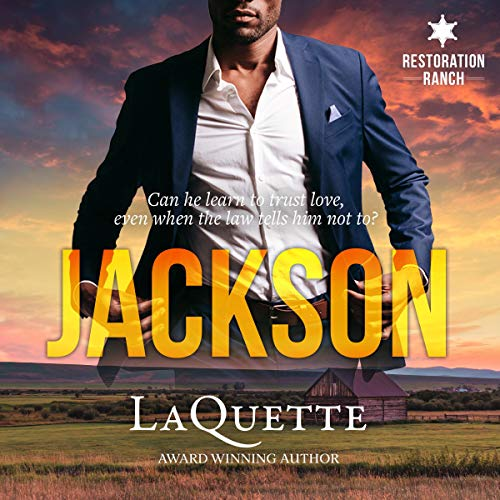 Jackson Audiobook By LaQuette cover art