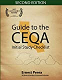 Image of Guide to the CEQA Initial Study Checklist 2nd Edition