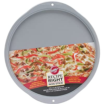"WILTON INDUSTRIES 2105-971 14.25"" Medium Pizza Pan"