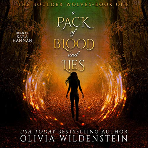 A Pack of Blood and Lies audiobook cover art