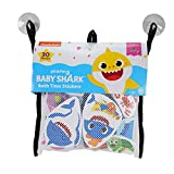 WowWee Pinkfong Baby Shark Official - Bath Time Stickers (30 Pack)
