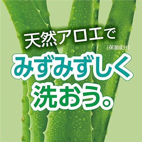 ロゼット無添加アロエ洗顔フォームAZ(140g×2個パック)洗顔料敏感肌アロエエキス(100%植物由来洗浄成分)
