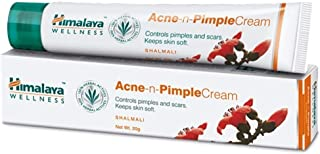 Himalaya Herbals Acne-n-Pimple Cream, 20g