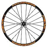 Pegatinas Llantas Bicicleta 29' WH44 Progress EVO 29 VINILOS Ruedas Naranja