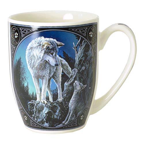 Tasse Lisa Parker Spirit Wolf