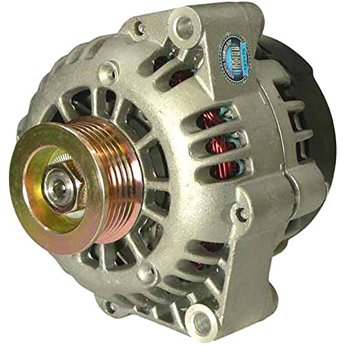 DB Electrical ADR0129 New Alternator For Chevy Gmc Isuzu Applications 98 99 00 1998 1999 2000 4.3L 4.3 Blazer, S10 Pickup Jimmy Sonoma Bravada 98 99 00 1998 1999 2000 321-1432 321-1793 8104640840