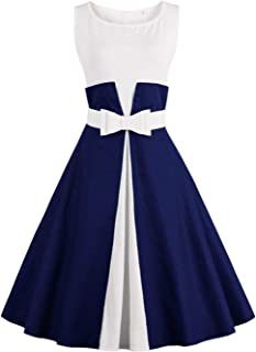 : robe vintage Femme : Vêtements