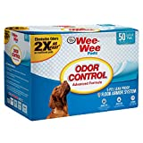 Wee-Wee Puppy Training Pee Pads 50-Count 22' x 23' Standard Size Odor Control Pads