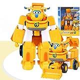 Baby Supplies HIL Super Wings Robot De Deformacin Juguete De Avin Juguetes De Deformacin Chico Chica Modelo De Avin Traje De Robot Regalo De Cumpleaos,Donnie