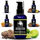 Aceite de Barba Perfumado Premium - Cedar Wood & Lime 100ml