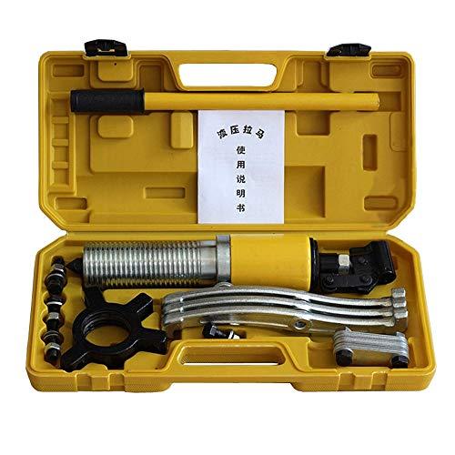 YAOHM 10T hydraulische tandwieltrekker pompen oliebuis 3 kaken tekening machine trekker