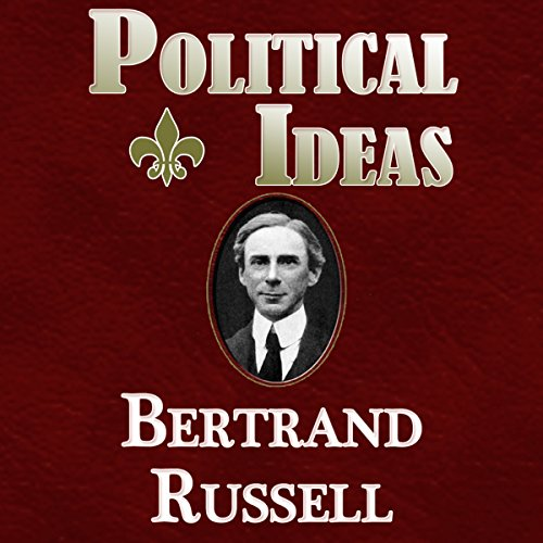 Political Ideas audiobook cover art